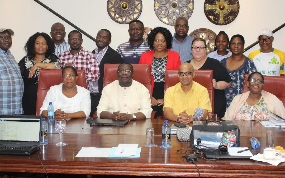 Research Leadership Workshop works towards the realization of University capacity development