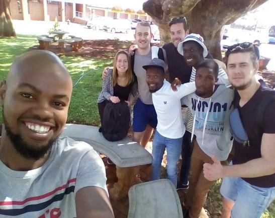 UNIVEN and the University of Amsterdam (UvA) students collaborate in undergraduate research projects