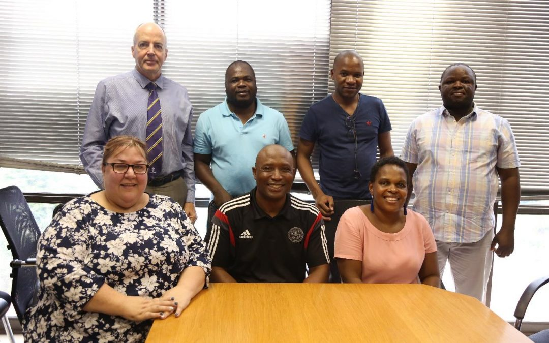 Department of Science and Technology visits Vuwani Science Resource Centre to conduct Peer evaluation