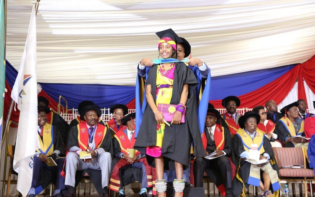 Univen graduates embrace their culture