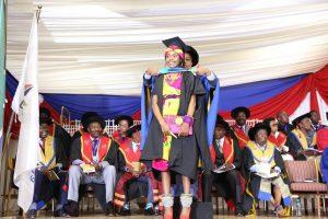 Univen graduates embrace their culture
