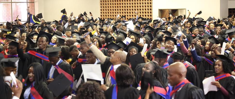 Graduates advised to avoid corruption of money and corruption of ethics