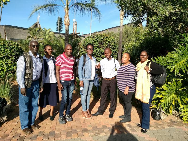 UNIVEN is committed in building capacity on the Scholarship of Community Engagement