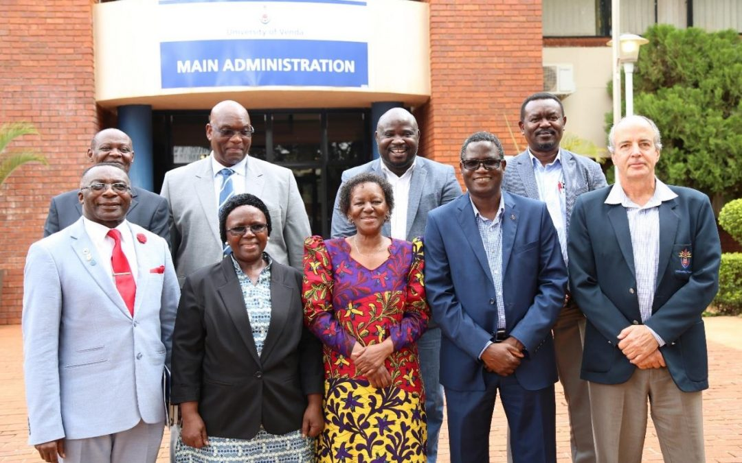 Universities of Venda and Mpumalanga in the process of signing a MoU