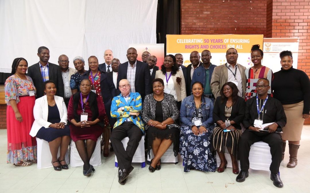 School of Health Sciences partners with other organisations to celebrate World Population Day