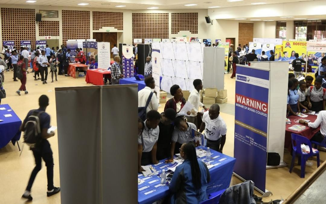 Univen Careers Exhibition reach out to 13 586 Grade 12 learners of Vhembe East District