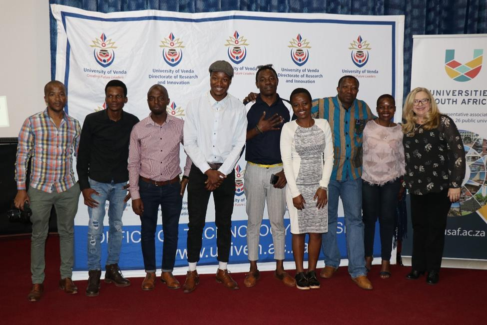 Team Univen wins two categories at the EDHE Intervarsity Northern Region rounds