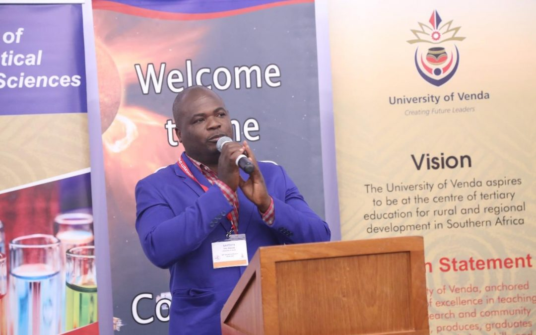 Univen hosts the 64th South African Institute of Physics Conference