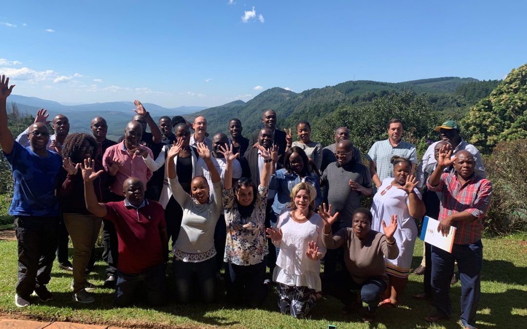 SCHOOL OF LAW SENATE REPORT ON THE SUPERVISION AND RESEARCH MENTORSHIP RETREAT HELD AT MAGOEBASKLOOF HOTEL, TZANEEN FROM 24-26 APRIL 2019