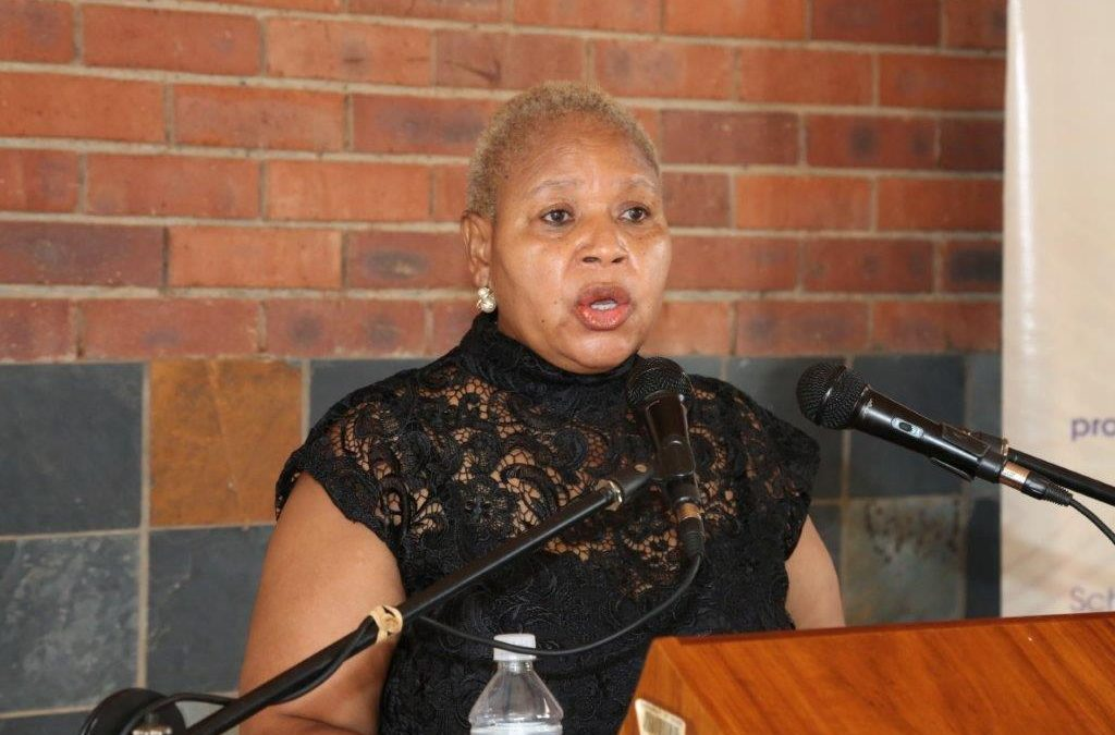 Dr Nkhangweni Mahwasane to hoist Univen flag in China