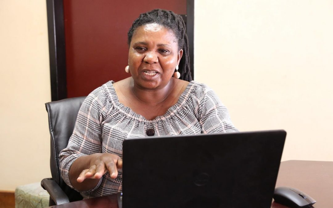 Mrs Nemushungwa has a deep passion for Economics