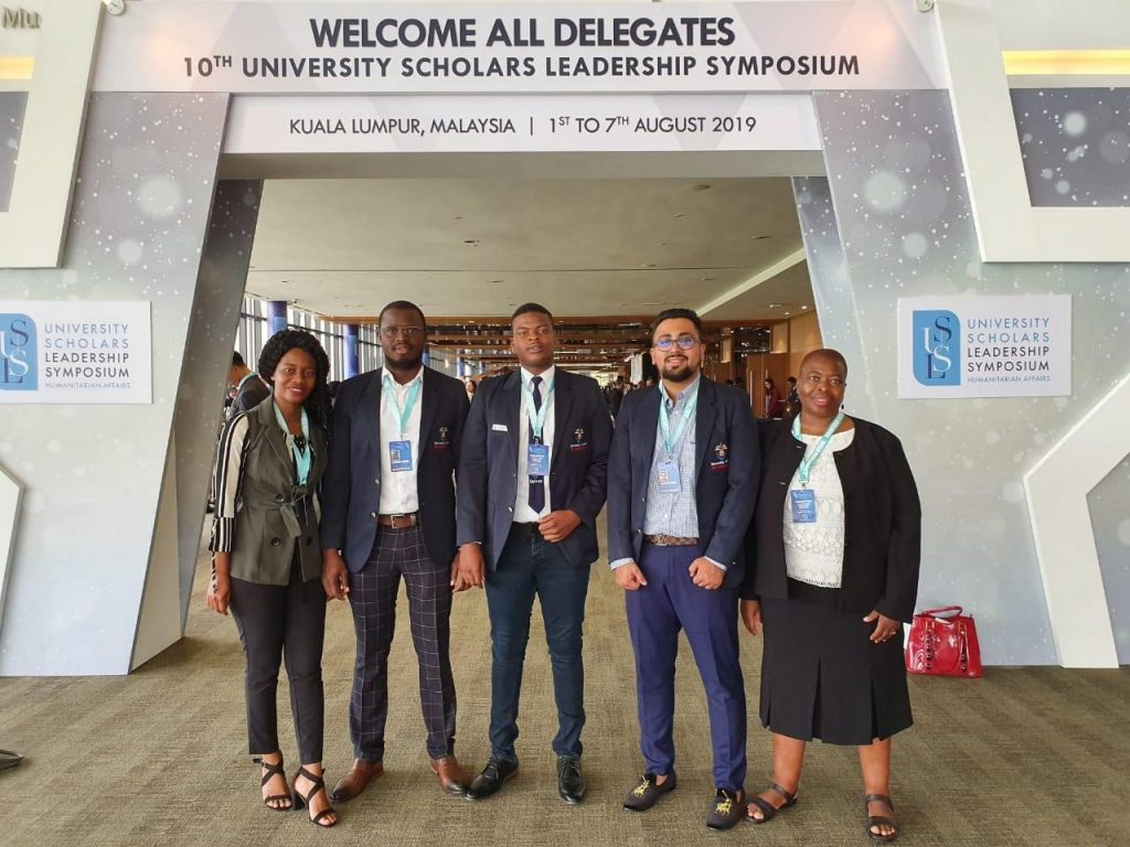 UNIVEN SRC gets equipped with leadership skills during the 10th University Scholars Leadership Symposium in Malaysia