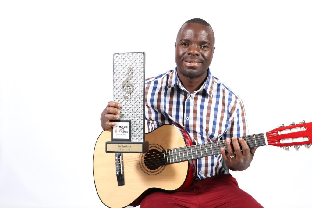 Univen graduate has been nominated to compete in the South African Traditional Music Awards 2019