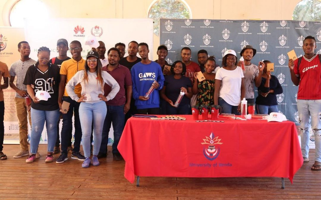 UNIVEN students participate in Huawei recruitment roadshow competition