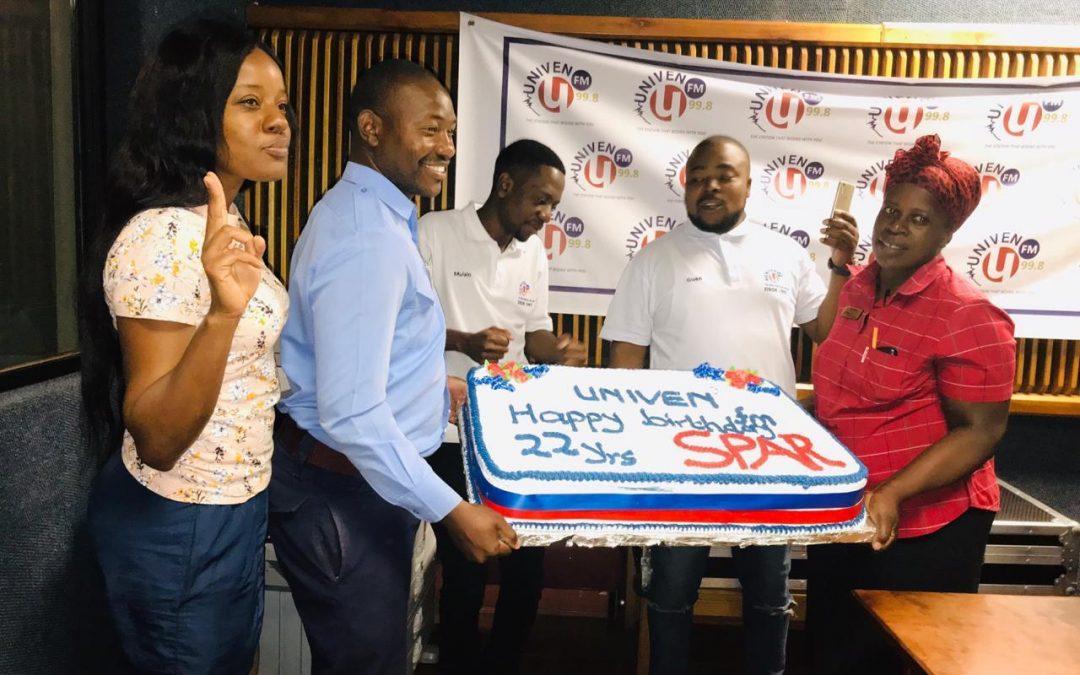 UNIVEN FM celebrates Twenty-Two years of broadcasting