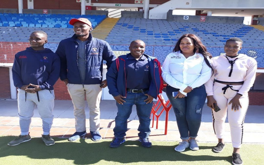 Sport and Recreation Unit benchmarking tour paves way to develop UNIVEN sports