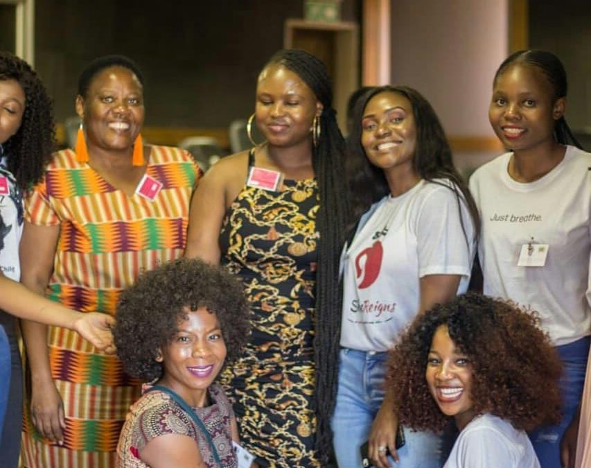 UNIVEN's Community Engagement Directorate and She Reigns empower young women