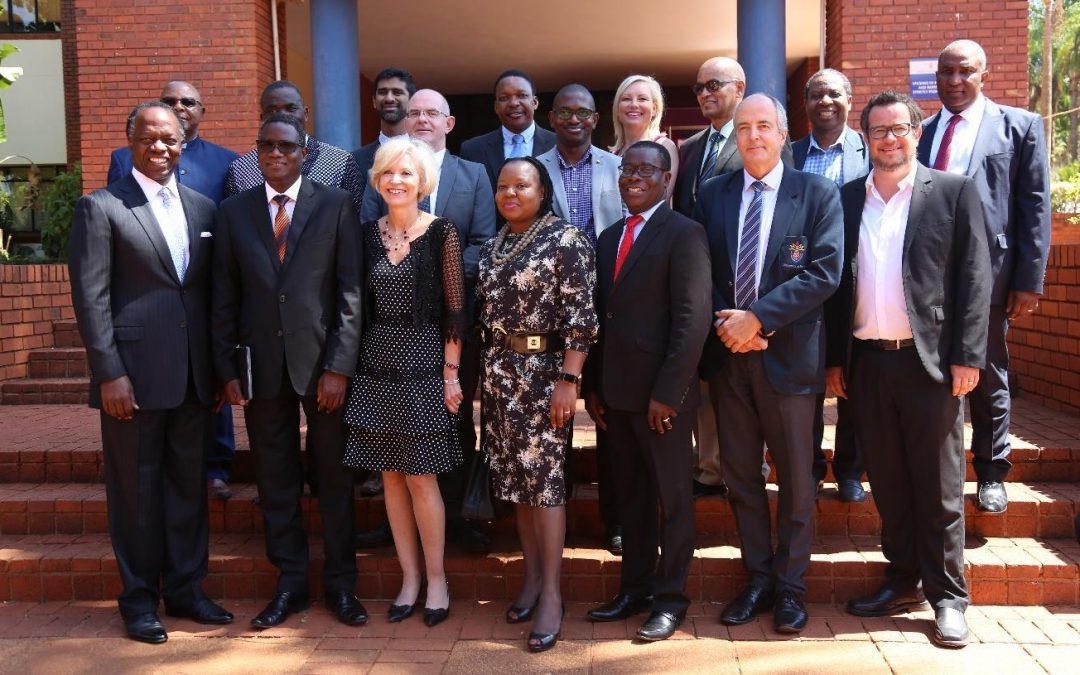 UNIVEN celebrates SAICA accreditation