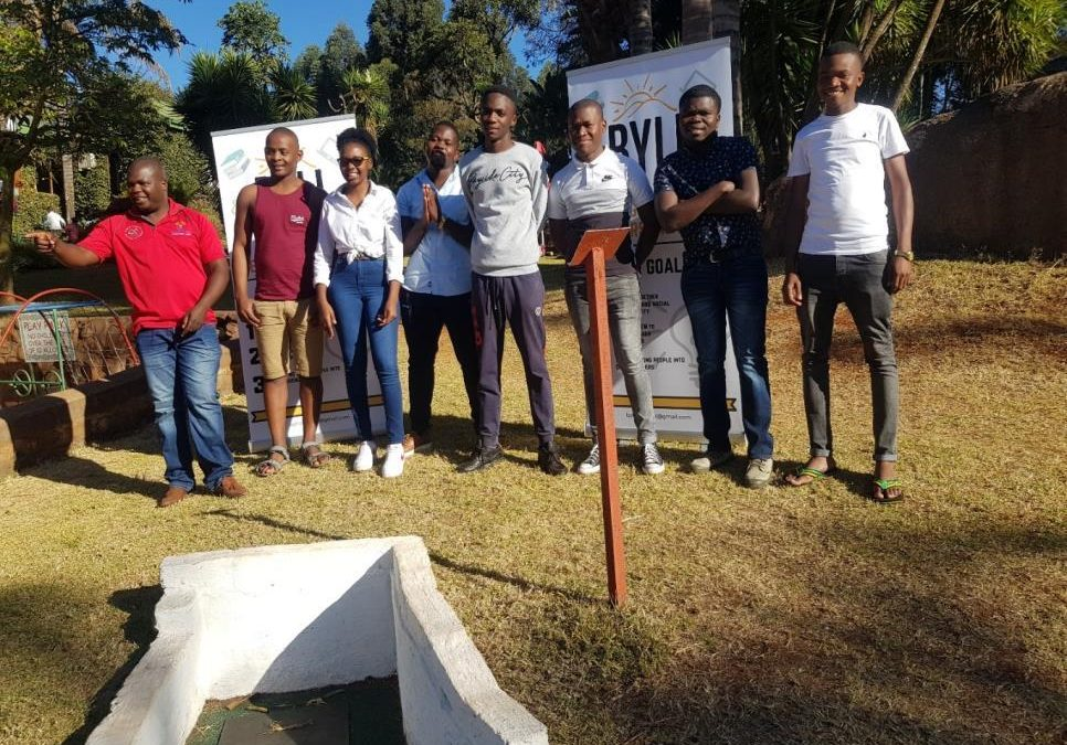 Vuwani Science Resource Centre in collaboration with Tshamukwai Na Musuku Trust and Bright Young Leaders initiative hosted the first Rural Innovation Spring Camp