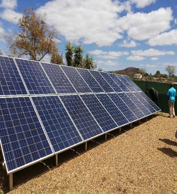 Vuwani Science Resource Centre hosts a successful renewable energy workshop