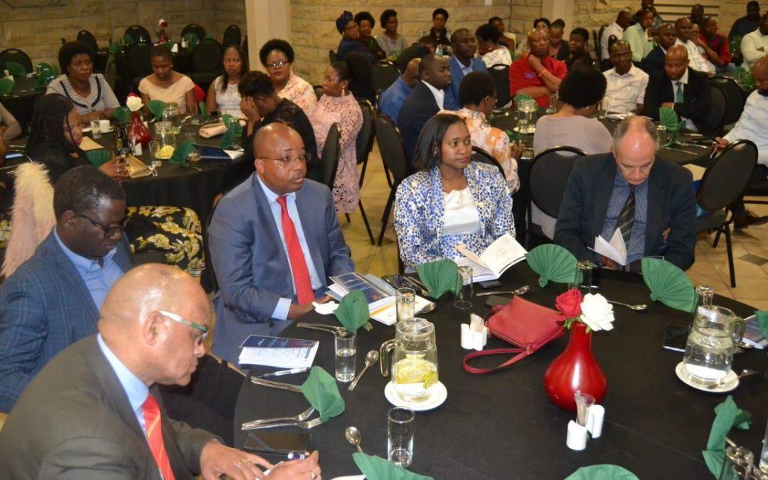 Registrar's Division held a splendid Farewell Function for Prof Nesamvuni