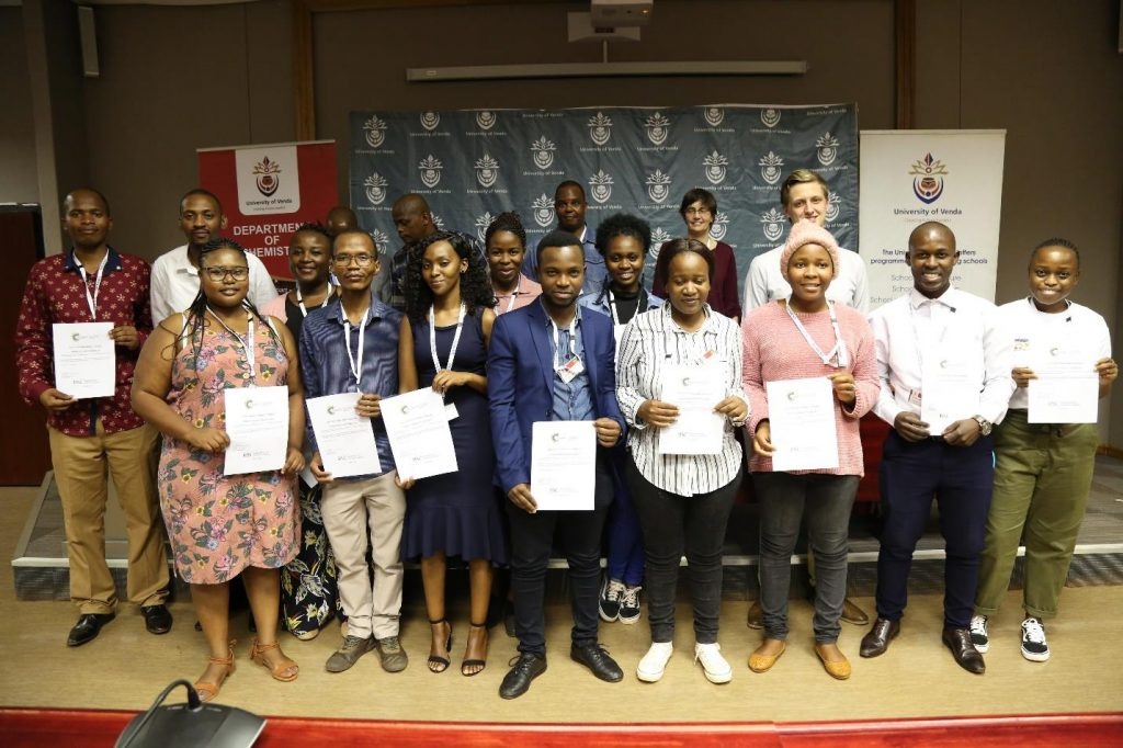 UNIVEN hosts the SACI Young Chemists Symposium 2019