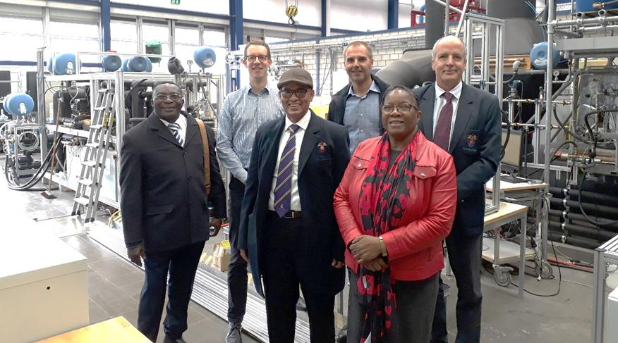 University of Venda Mission to Switzerland