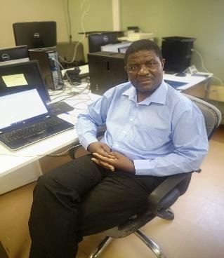 Welcoming Prof Jephias Matunhu as Visiting Scholar to University of Venda