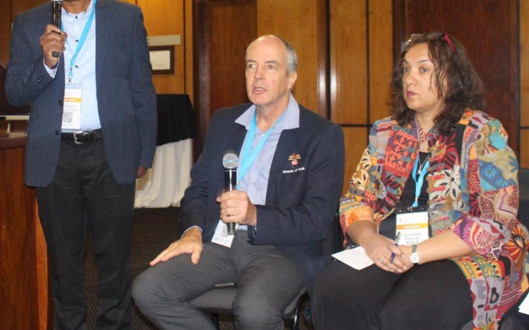 UNIVEN participates at the Science Forum at CSIR