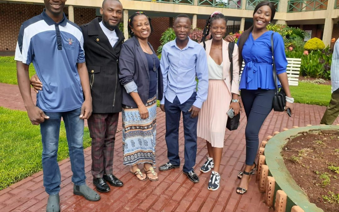 Five UNIVEN students participated at the Impact Africa Social Entrepreneurship Summit