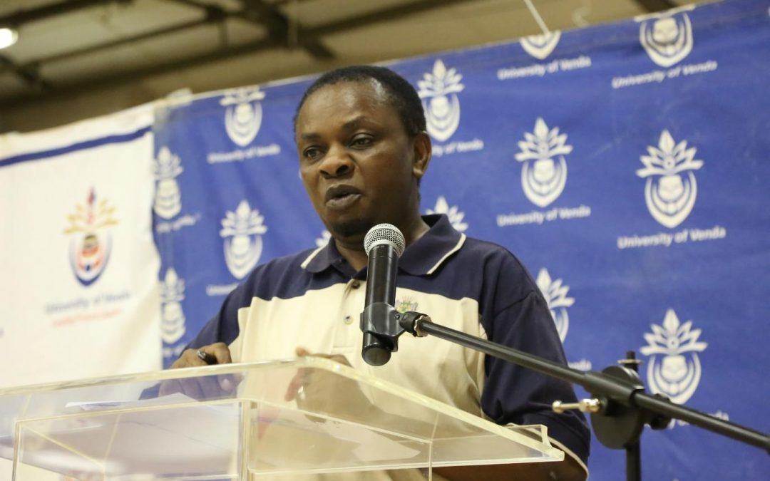 UNIVEN students urged to strive for excellence in business