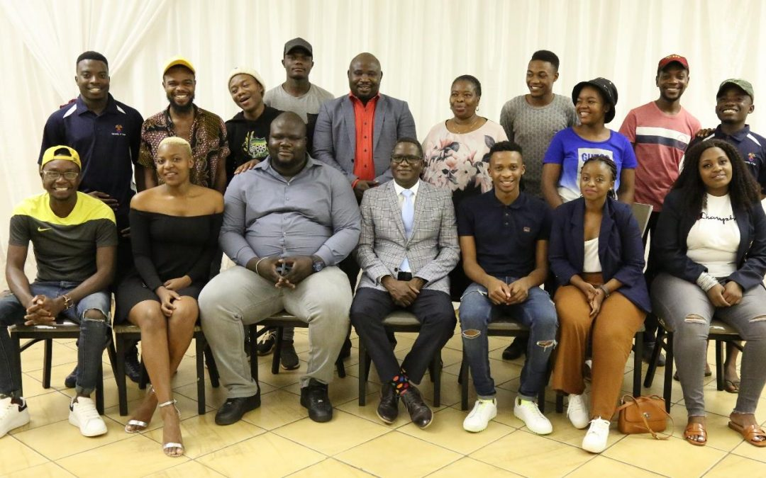 SRC PLAYS A VERY IMPORTANT ROLE IN THE GOVERNANCE OF THE UNIVERSITY