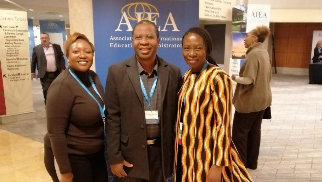 UNIVEN participates in AIEA Conference