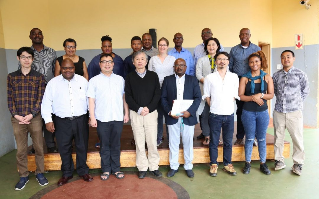 A workshop to improve database of African languages is currently underway at UNIVEN