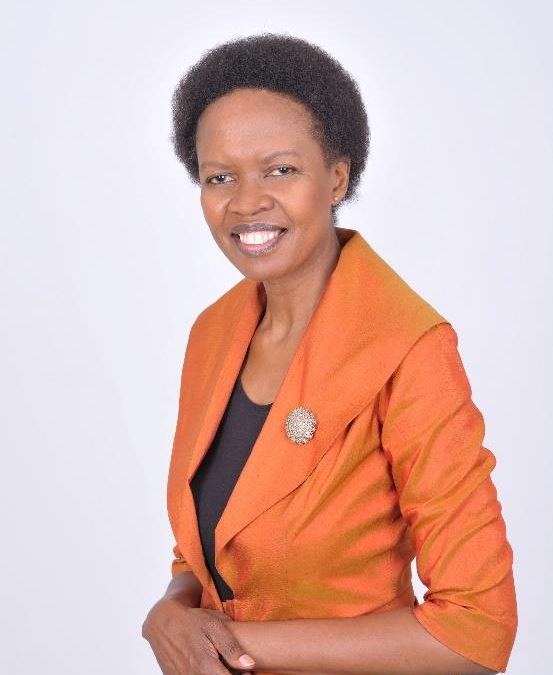 Adv Mojankunyane Gumbi is the University of Venda's new Chancellor