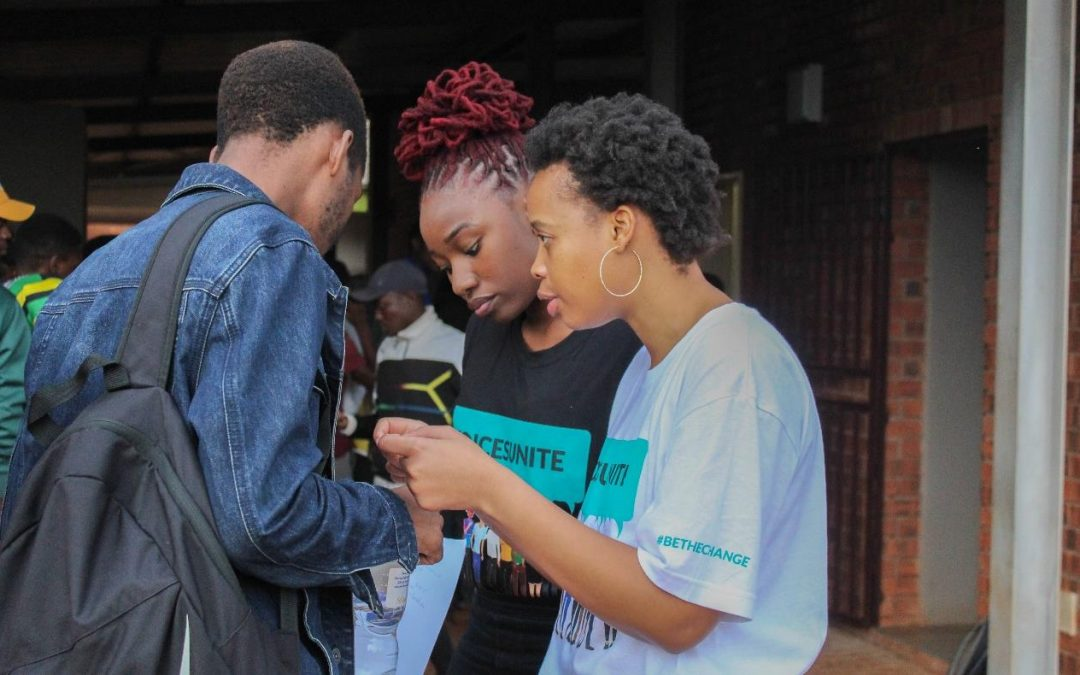 UNIVEN launches Voices Unite Project for Students/Youth Digital Active Citizenry