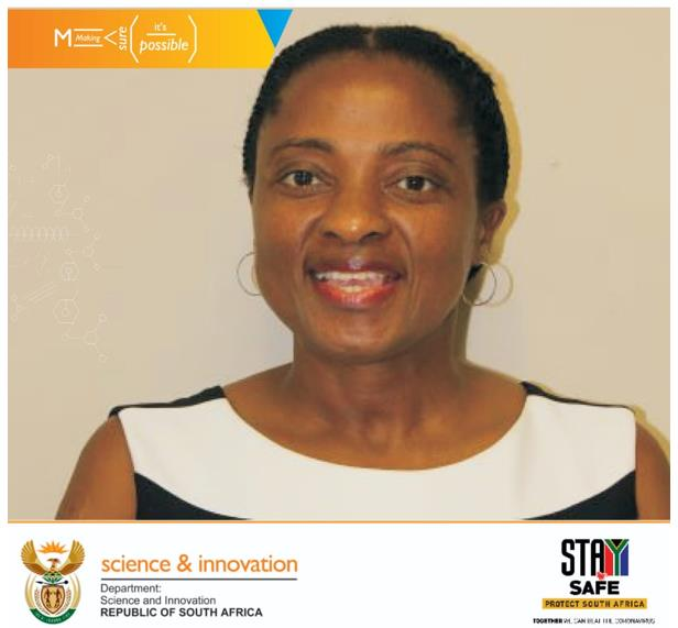 Prof Netshandama talks collaborative science related projects