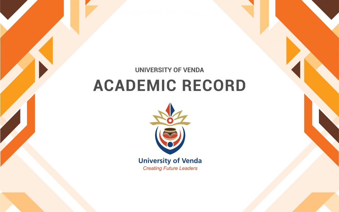 PROCESS ON THE ISSUING OF ACADEMIC RECORD
