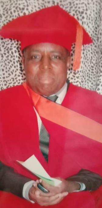 BEREAVEMENT NOTICE: Dr Godani Samuel Mashau