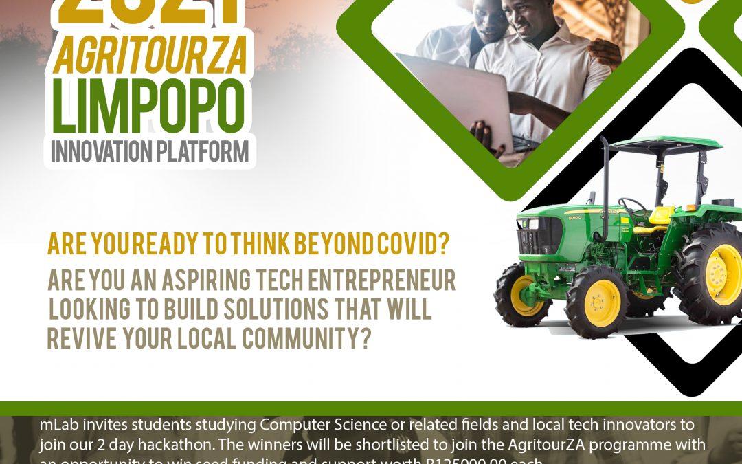 2021 Agritour ZA Limpopo 4-5 March 2021 at the University of Venda