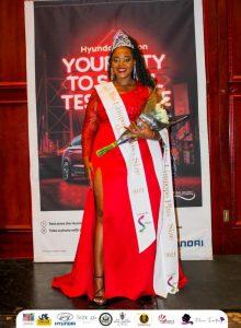 Mpho Matodzi crowned Miss Limpopo Plus Size