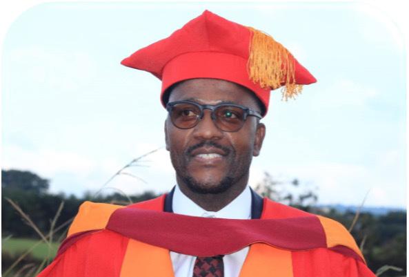 Public Servants Association President, Lufuno Mulaudzi, graduates with a PhD in History