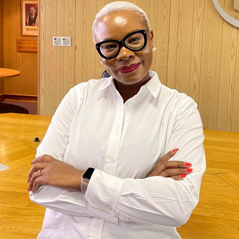 Prof Ntebogeng Mokgalaka-Fleischmann