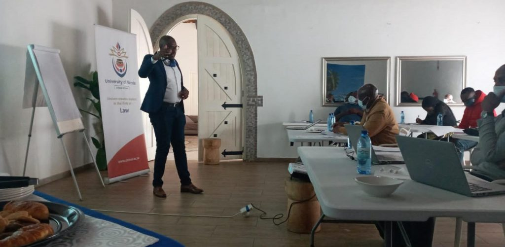 UNIVEN School of Law facilitates another successful Corporate Governance Training