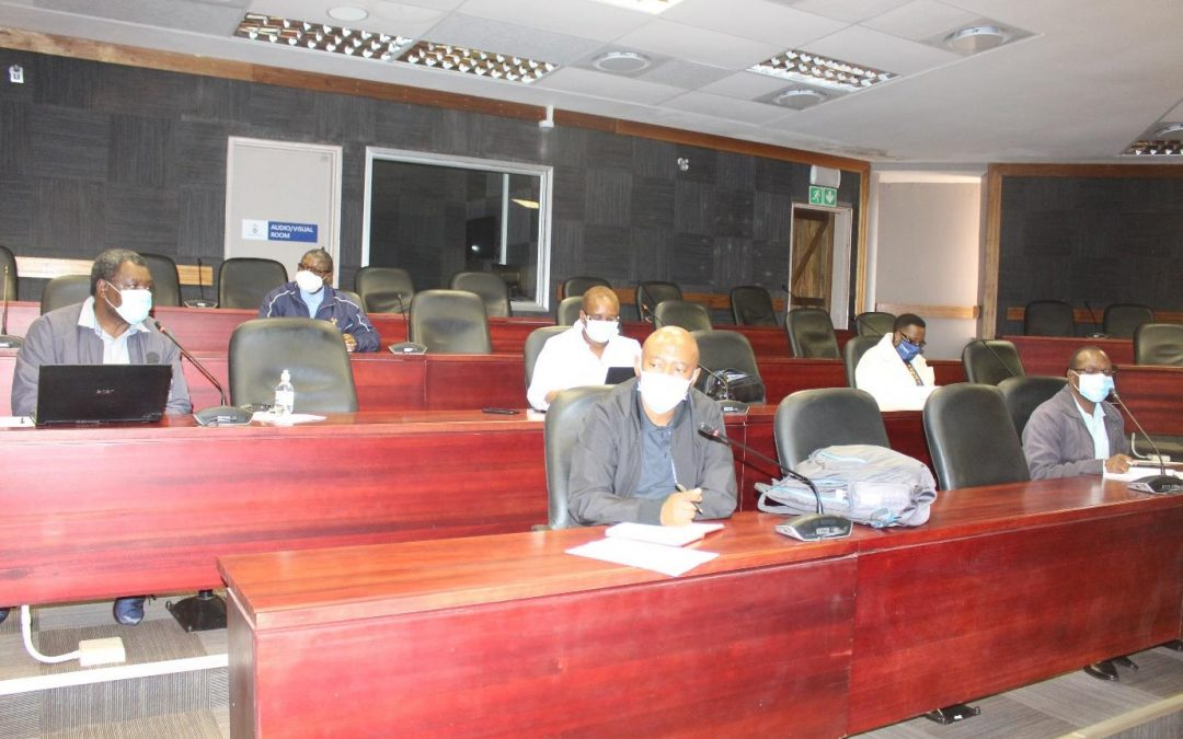 UNIVERSITY OF VENDA AND THE DEPARTMENT OF HEALTH VHEMBE DISTRICT PLAN TO CONDUCT A VACCINATION PROGRAMME TO FIGHT AGAINST THE COVID-19 PANDEMIC
