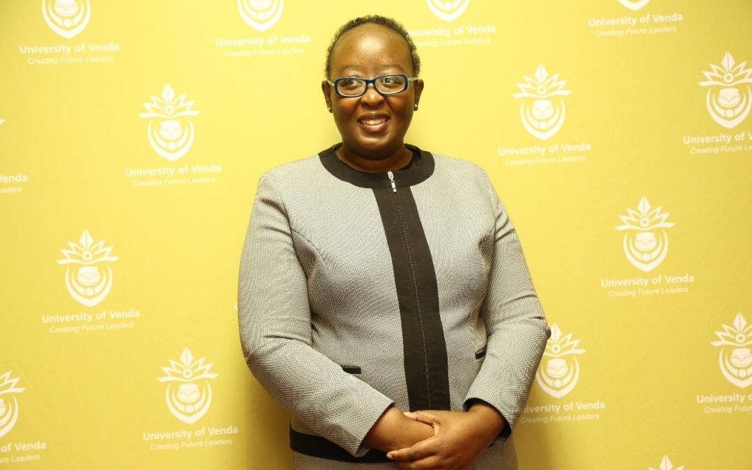 Dr Patience Mativandlela is the new Director of Institutional Planning and Quality Assurance