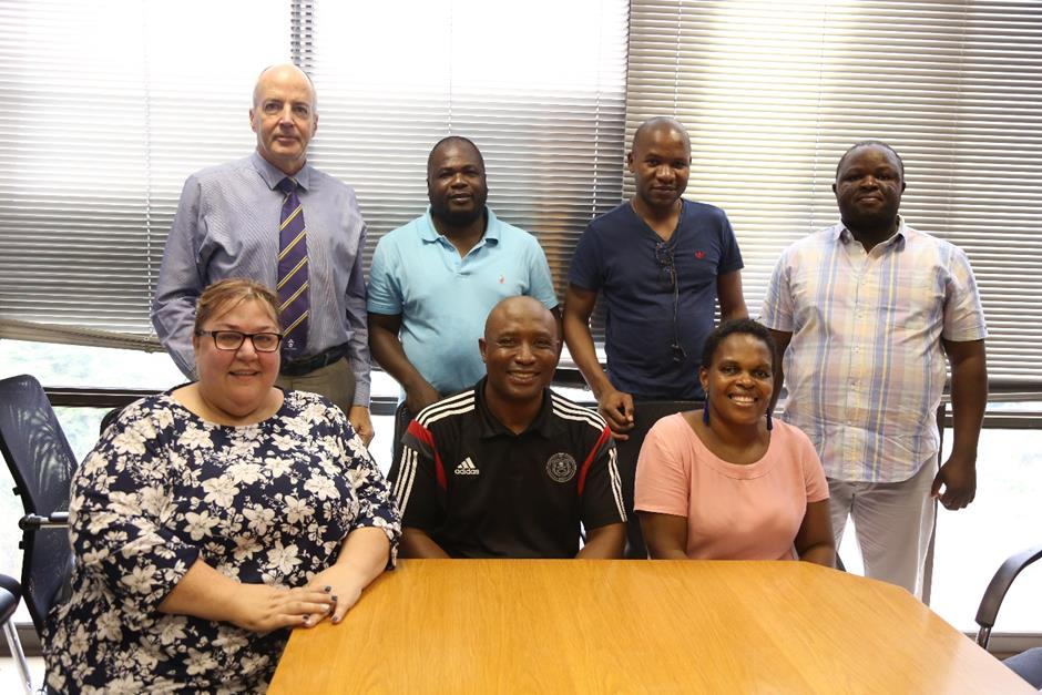 Vuwani Science Resource Centre awarded Level 2 accreditation in the South African Network for a period of five (5) years