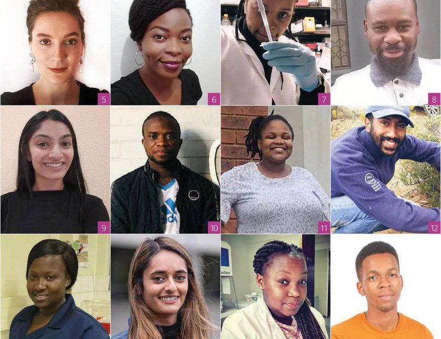 FameLab SA 2021 – Congratulations to the final 20!