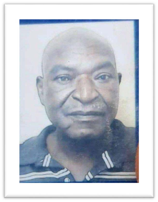 Bereavement Notice of the late Mr Avhapfani Robert Muade