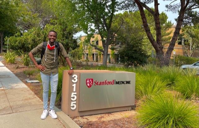 UNIVEN PhD graduate finds his way to Stanford University